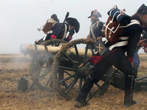Francouzové v Křenovicích