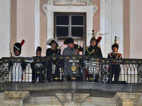 Napoleon in Brno