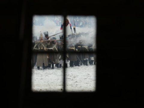 Ve slavkovském zámeckém parku vznikne dobová vesnička, o kterou budou bojovat  armády tří císařů